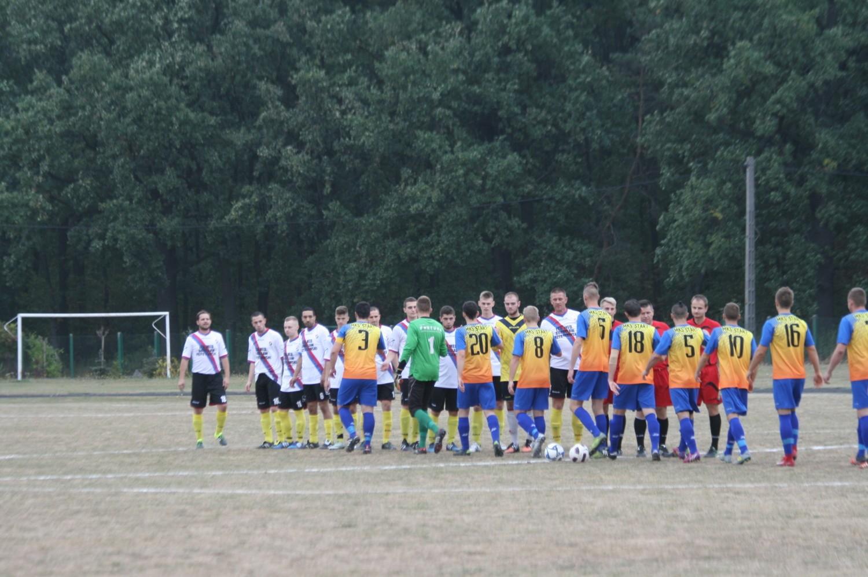 Puchar Polski K-P ZPN Ziemowit Osięciny - Start Radziejów 0:4 [zdjęcia]