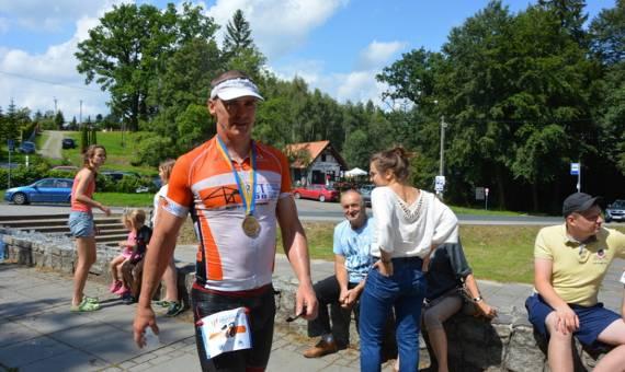 Triathlon MTB na Złotej Górze - ZDJĘCIA CZ. 3 - biegi