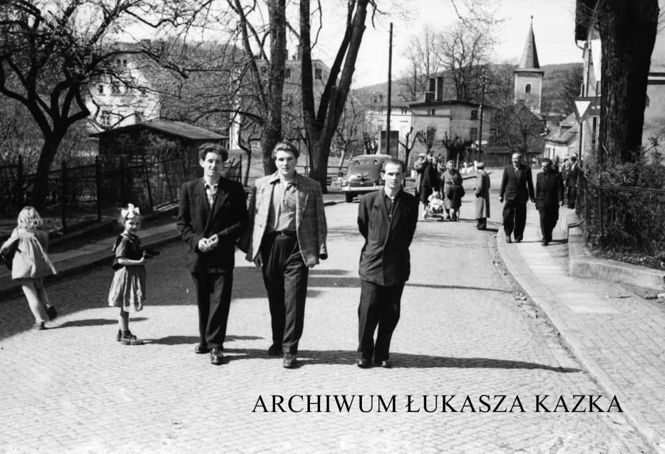 Fotografie Walimia z lat 1947-1953