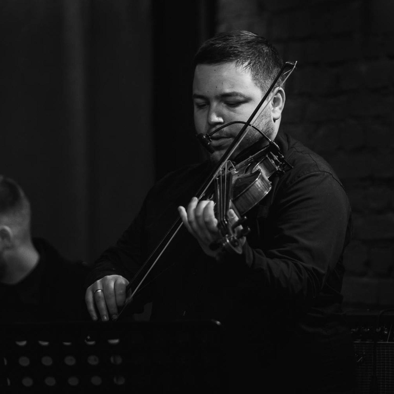 Dawid Czernik - skrzypek z Poronina