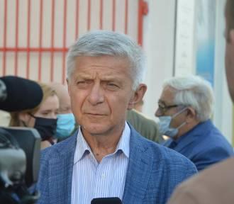 W Skierniewicach swoje biuro poselskie otworzył Marek Belka [ZDJĘCIA]