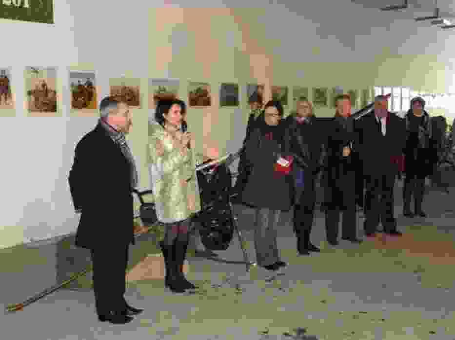 Uczestników spotkania powitali: gospodarz miasta prezydent Piotr Koj, rzecznik prasowy UM K