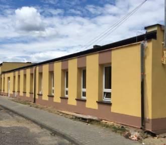 Trwa termomodernizacja Zespołu Szkół Ponadgimnazjalnych w Sycowie
