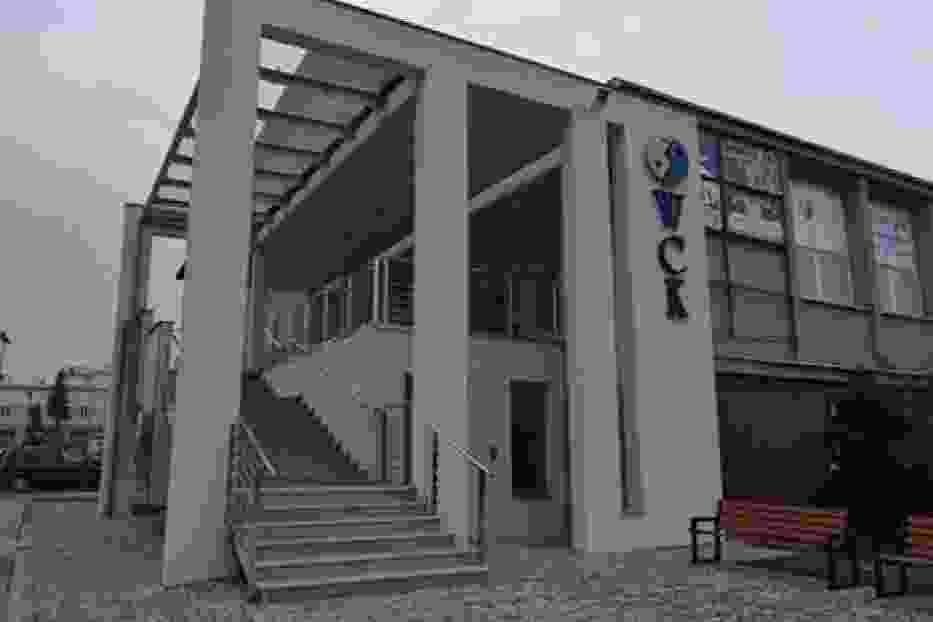 Wodzisławskie Centrum Kultury ma nowe wejście