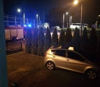Tragedia na torach. 27-latek wtargnął przed pociąg. Mężczyzna nie żyje