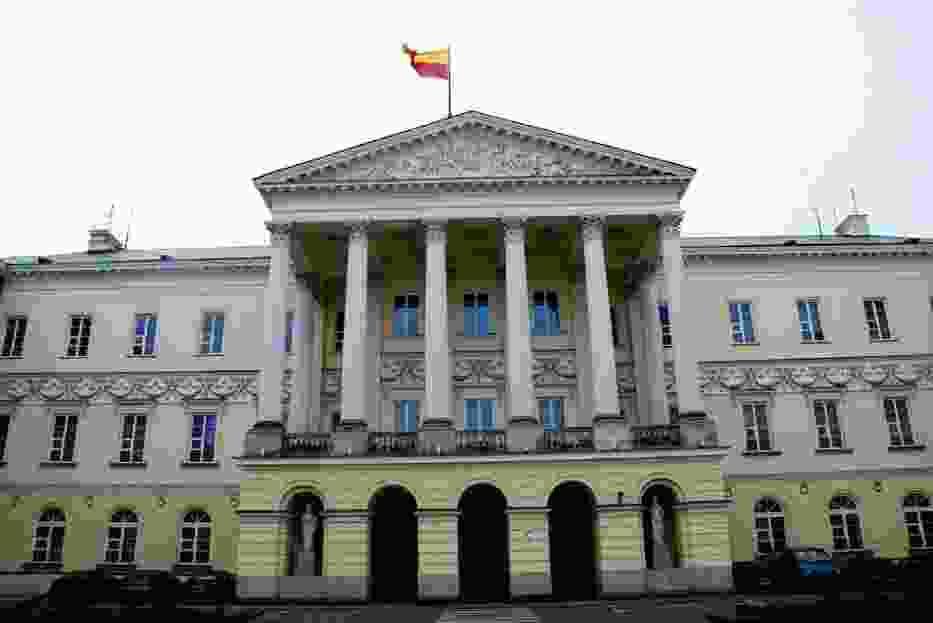 Miejsce debaty - Mazowiecki Urząd Wojewódzki