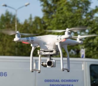 Straż Miejska szykuje drony na sezon grzewczy. Zajrzą nam do domów i sprawdzą, czym palimy w piecu