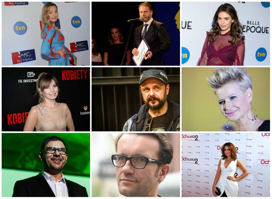 Ile zarabiają polscy aktorzy? Ile bierze Kożuchowska, a ile Karolak?