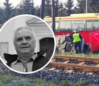 Janusz Dzięcioł zginął w wypadku pod Grudziądzem [zdjęcia]