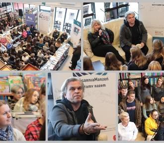 Jarosław Boberek spotkał się z czytelnikami we Włocławku [zdjęcia, wideo]