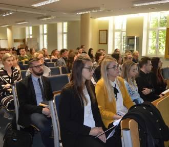 Studenci AJP w Gorzowie zorganizowali konferencję
