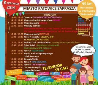 W sobotę odbędą się Dni Wełnowca i Józefowca 2019. PROGRAM