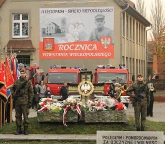 Kobylińskie uroczystości z okazji 100. rocznicy odzyskania przez Polskę niepodległości [ZDJĘCIA]