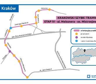 Kraków. Polacy i Turcy wybudują linię tramwajową z ul. Meissnera do Mistrzejowic