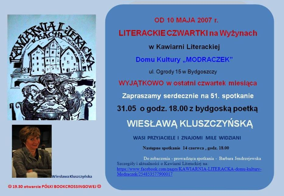 Spotkanie z literaturą