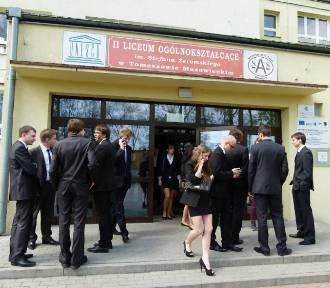 Tomaszowskie II LO w drugiej setce najlepszych szkół średnich w Polsce