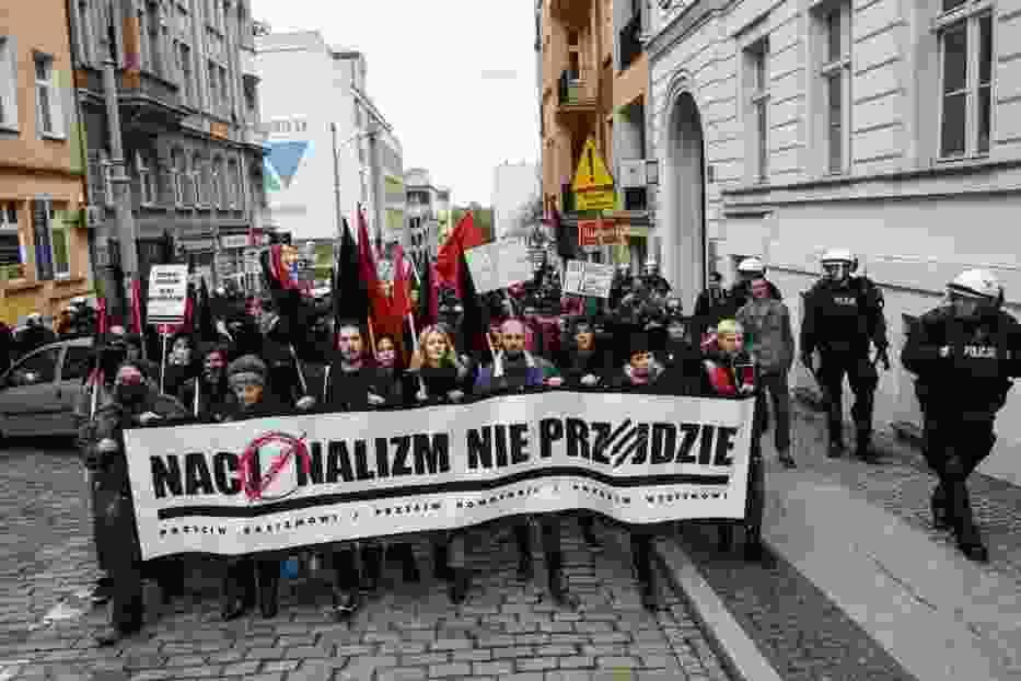 Przeciwko wizycie w Poznaniu Roberta Winnickiego protestują środowiska lewicowe