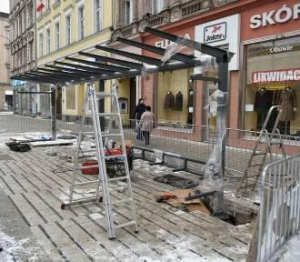 W centrum Poznania powstaje nowy przystanek! [FOTO]