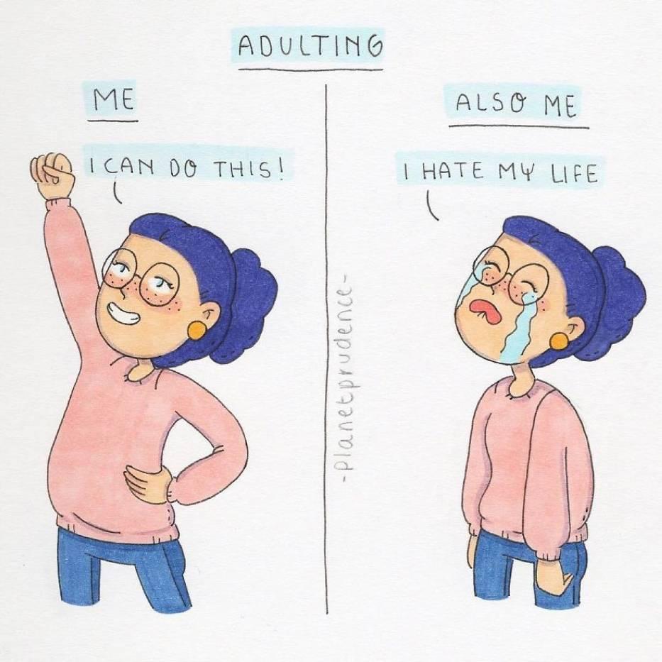 Która z kobiet nie zna tych problemów? Te grafiki rozbawią was do łez!