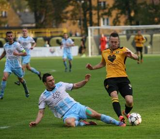 Stomil Olsztyn pokonał Chrobrego Głogów 3:0