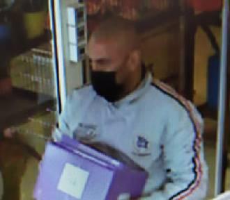 Ukradł czekolady warte pół tysiąca złotych. Poznajesz go?
