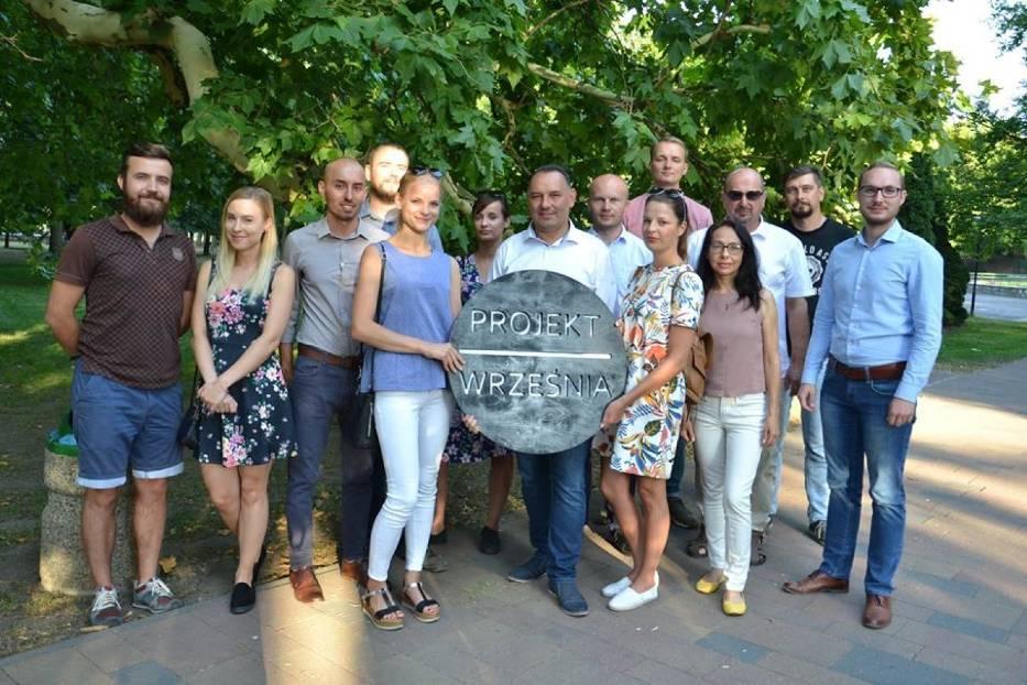 Projekt Września przedstawia swoich kandydatów do Rady Miasta