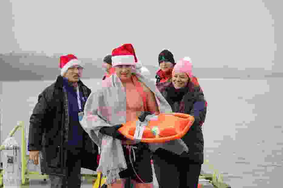 W akcji stowarzyszenia Morsy Kujawskie Włocławek wzięli udział nie tylko miejscowi pływacy, ale też z Lipna, Grudziądza, Torunia, Pruszkowa, Tarnobrzegu, Katowic i Krakowa