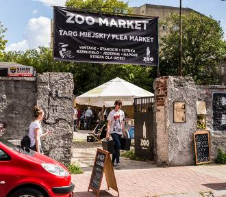 ZOO Market. Pchli targ, bazar i food trucki. A do tego jaka muzyka! [ZDJĘCIA]