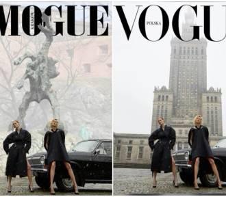 Okładka Vogue Polska to hit internetu. Zobaczcie przeróbki internautów [PRZEGLĄD]