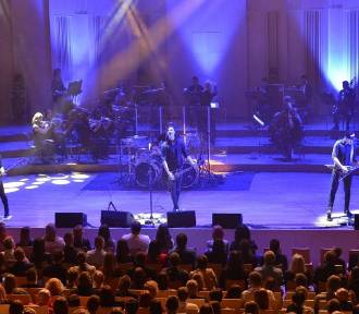 Hity grupy Metallica zabrzmiały symfonicznie w Kielcach