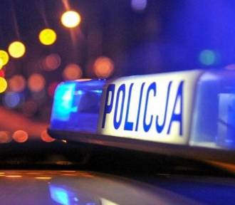 Kierowca, który uciekał policji, miał 1,6 promila alkoholu