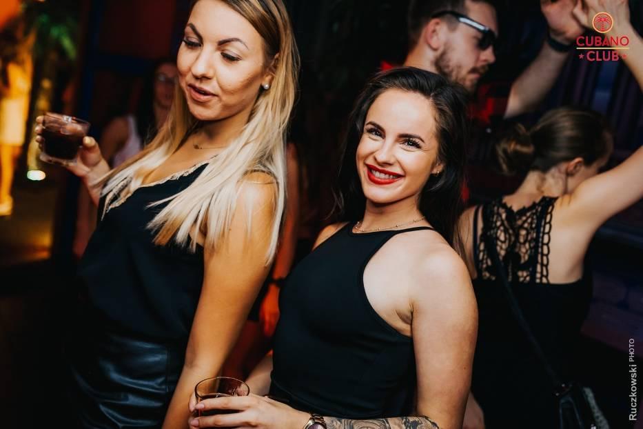 """Impreza w Cubano Club za nami. Zobaczcie zdjęcia z imprezy """"Noche de Chicas"""" [GALERIA]"""