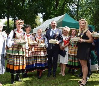Obchody święta plonów w Nałęczowie (ZDJĘCIA,WIDEO)