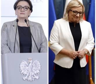 Anna Zalewska i Beata Kempa liderkami listy PiS do PE