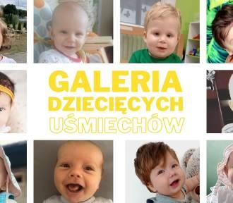 Zobacz galerię cudownych dziecięcych uśmiechów z Koszalina i powiatu!