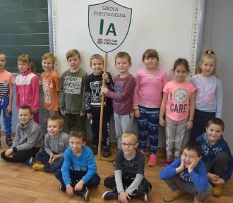 Odwiedziliśmy pierszoklasistów z Zespołu Szkół w Krzywiniu [FOTO]