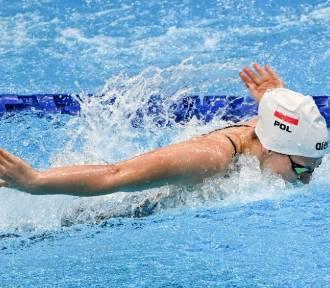 Paraolimpiada: Oliwia Jabłońska z brązowym medalem!