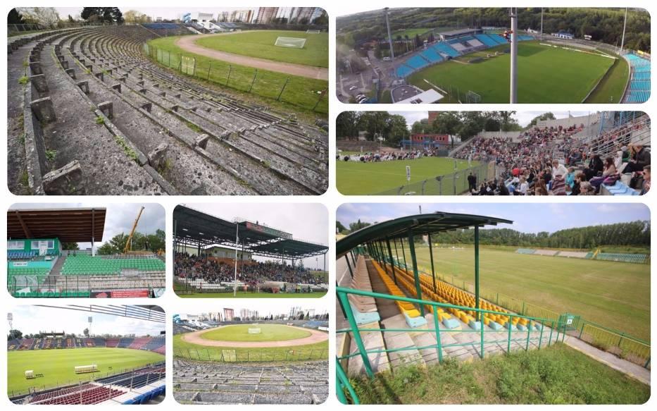 Najgorsze stadiony w Polsce