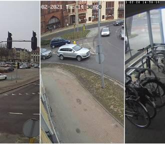 Słupski monitoring, czyli prawie 140 kamer. Zobacz, co widzi straż miejska!
