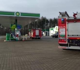 5 lat więzienia za wjechanie w dystrybutor na stacji paliw