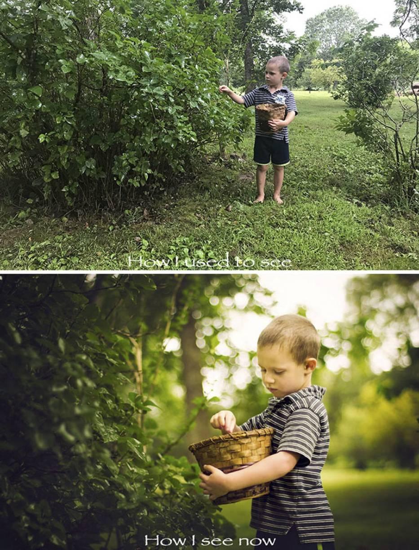 Dobry fotograf potrafi zdziałać cuda! Zobacz te same miejsca okiem amatora i profesjonalisty