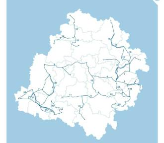 Władze województwa łódzkiego chcą uruchomić 29 nowych linii autobusowych. Część  z nich w naszym