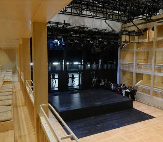 Gdański Teatr Szekspirowski z Oscarem