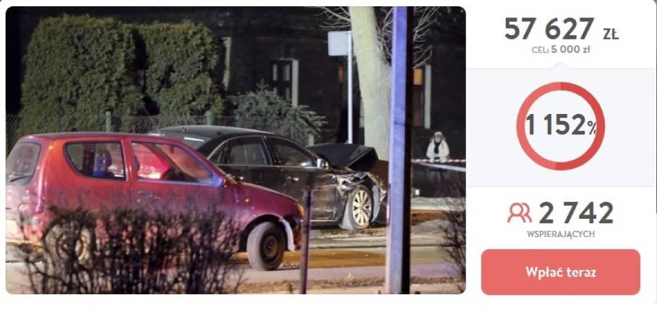 Chcą kupić nowe seicento 21-latkowi oskarżonemu o spowodowanie wypadku