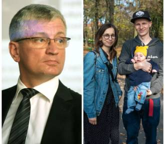 Jacek Jaśkowiak zachęca do wspierania małego Aleksa Jutrzenki