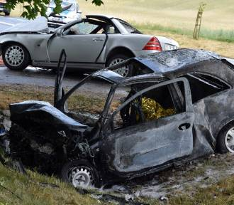 Tragiczna niedziela na drogach Pomorza. Zginęły 3 osoby!