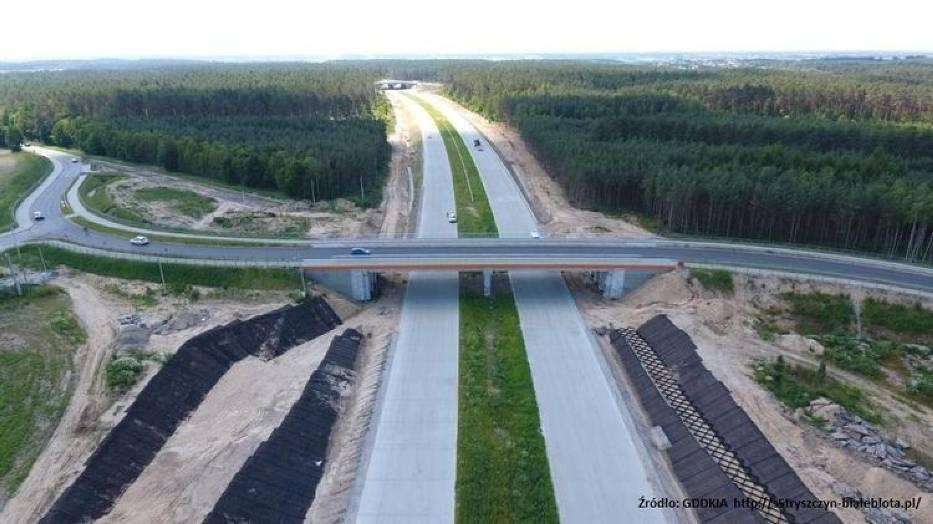 Pod koniec 2020 roku do użytku zostanie oddana obwodnica miasta pomiędzy węzłami Bydgoszcz Opławiec i Bydgoszcz Błonie