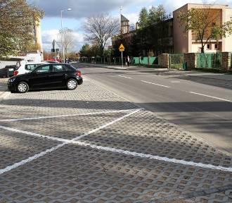 Przebudowa ulicy Kombatantów w Tomaszowie Maz. zakończona [ZDJĘCIA]