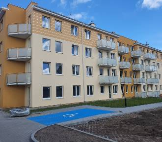 Siedemdziesiąt rodzin wnioskowało o przyznanie mieszkania w nowym bloku komunalnym