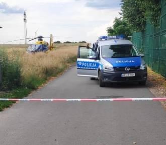 Mężczyzna ugodził nożem kobietę w Krapkowicach